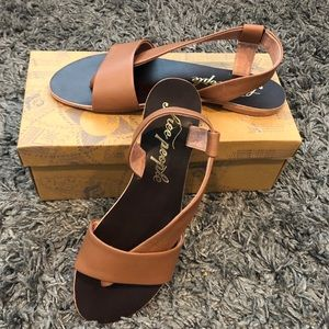NEW Free People sandals